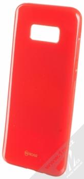 Roar LA-LA Glaze TPU ochranný kryt pro Samsung Galaxy S8 Plus červená (red)