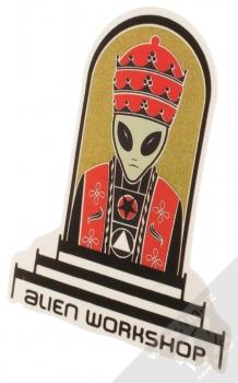 1Mcz Samolepka Alien Workshop Cizí kněží 1