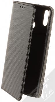 Sligo Smart Magnet flipové pouzdro pro Honor 8X černá (black)