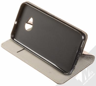 Sligo Smart Magnet flipové pouzdro pro HTC U11 Life černá (black) stojánek