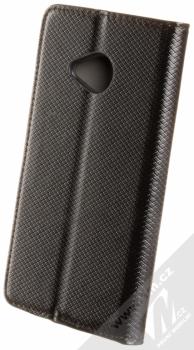 Sligo Smart Magnet flipové pouzdro pro HTC U11 Life černá (black) zezadu