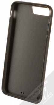 Smartwoods Beton Active ochranný kryt s pravým betonem pro Apple iPhone 7 Plus, iPhone 8 Plus světle šedá (light grey) zepředu