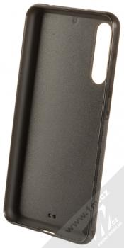 Smartwoods Beton Active ochranný kryt s pravým betonem pro Huawei P20 Pro světle šedá (light grey) zepředu
