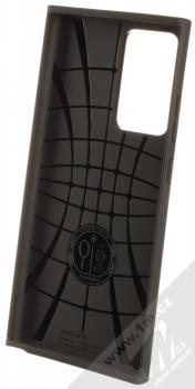 Spigen Liquid Air ochranný kryt pro Samsung Galaxy Note 20 Ultra černá (matte black) zepředu