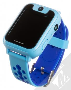 Tortoyo V2 Kids Smart Watch dětské chytré hodinky s GPS lokalizací modrá (blue)