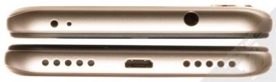 XIAOMI MI A2 LITE 4GB/64GB Global Version CZ LTE zlatá (gold) seshora a zezdola