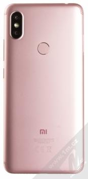 XIAOMI REDMI S2 3GB/32GB Global Version CZ LTE růžově zlatá (rose gold) zezadu