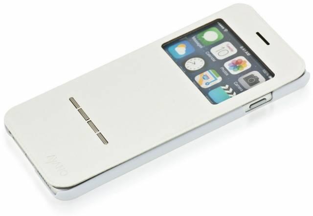 AYANO Primo flipové pouzdro pro Apple iPhone 6 Plus bílá (white)  51be523f450