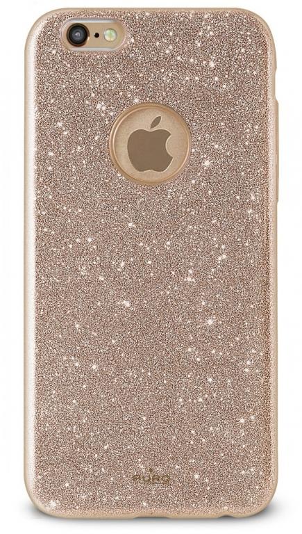 Puro Glitter Shine Cover třpytivý silikonový kryt pro Apple iPhone 6 ... fc7645306a2