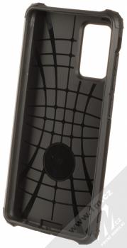 1Mcz Armor odolný ochranný kryt pro Samsung Galaxy A72, Galaxy A72 5G černá (black) zepředu