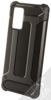 1Mcz Armor odolný ochranný kryt pro Samsung Galaxy A72, Galaxy A72 5G černá (black)
