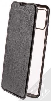 1Mcz Electro Book flipové pouzdro pro Samsung Galaxy A41 černá (black)