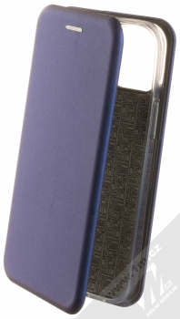 1Mcz Elegance Book flipové pouzdro pro Apple iPhone 13 mini tmavě modrá (dark blue)