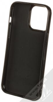 1Mcz Jelly TPU ochranný kryt pro Apple iPhone 13 Pro Max černá (black) zepředu