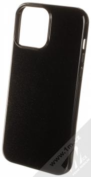 1Mcz Jelly TPU ochranný kryt pro Apple iPhone 13 Pro Max černá (black)