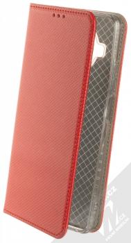 1Mcz Magnet Book flipové pouzdro pro Xiaomi Mi 10T Lite 5G červená (red)