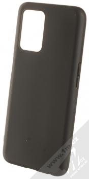 1Mcz Matt TPU ochranný silikonový kryt pro Realme 8 5G černá (black)
