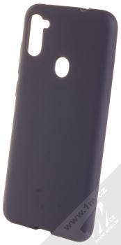 1Mcz Solid TPU ochranný kryt pro Samsung Galaxy M11 tmavě modrá (navy blue)