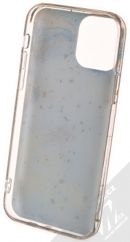 1Mcz Trendy Akvamarín TPU ochranný kryt pro Apple iPhone 12, iPhone 12 Pro světle modrá (light blue) zepředu
