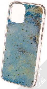 1Mcz Trendy Akvamarín TPU ochranný kryt pro Apple iPhone 12, iPhone 12 Pro světle modrá (light blue)