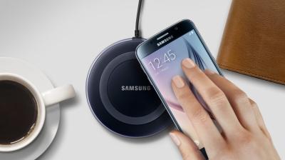 Samsung EP-PG920IBEGWW podložka pro bezdrátové nabíjení použití
