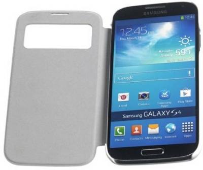 Celly Flip Folio Samsung Galaxy S4 otevřený