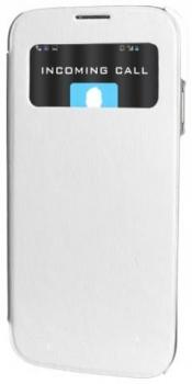 Celly Flip Folio Samsung Galaxy S4 white