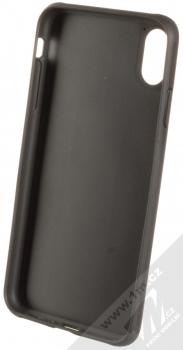 Adidas Grip Case ochranný kryt s úchytem na ruku pro Apple iPhone XS Max (CL2382) černá (black) zepředu