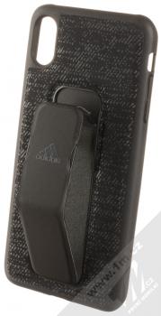 Adidas Grip Case ochranný kryt s úchytem na ruku pro Apple iPhone XS Max (CL2382) černá (black)