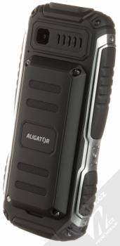 ALIGATOR R30 EXTREMO černá (black) šikmo zezadu
