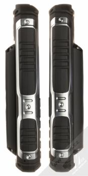 ALIGATOR R30 EXTREMO černá (black) zboku