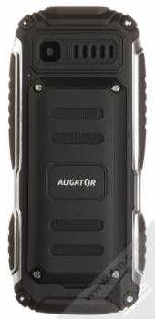 ALIGATOR R30 EXTREMO černá (black) zezadu