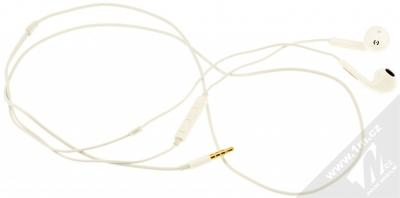 Blue Star Android Headset sluchátka s mikrofonem a ovladačem bílá (white) balení