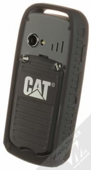 CATERPILLAR CAT B25 černá (black) šikmo zezadu