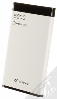 CellularLine FreePower Manta S záložní zdroj 5000mAh bílá černá (white black)