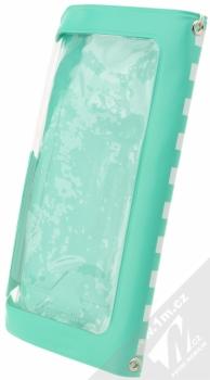 Celly Splash Wallet voděodolné pouzdro pro mobilní telefon, mobil, smartphone do 5,7 zezadu
