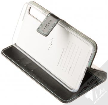 Fixed Opus flipové pouzdro pro Samsung Galaxy A7 (2018) černá (black) stojánek