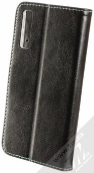 Fixed Opus flipové pouzdro pro Samsung Galaxy A7 (2018) černá (black) zezadu