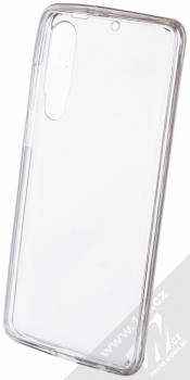 Forcell 360 Ultra Slim sada ochranných krytů pro Huawei P30 průhledná (transparent) komplet zezadu
