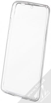 Forcell 360 Ultra Slim sada ochranných krytů pro Huawei P30 průhledná (transparent) přední kryt zezadu