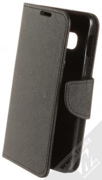 Forcell Fancy Book flipové pouzdro pro Samsung Galaxy S10e černá (black)