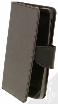 Forcell Fancy Universal 5,3 - 5,8 univerzální flipové pouzdro černá (black)