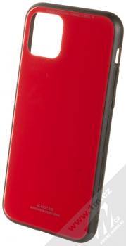 Forcell Glass ochranný kryt pro Apple iPhone 11 Pro červená (red)