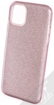 Forcell Shining třpytivý ochranný kryt pro Apple iPhone 11 Pro Max růžová (pink)