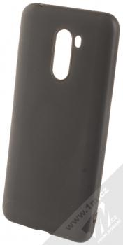 Forcell Soft Magnet Case TPU ochranný kryt podporující magnetické držáky pro Xiaomi Pocophone F1 černá (black)