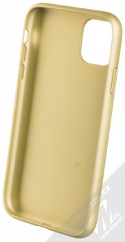 Guess IriDescent ochranný kryt pro Apple iPhone 11 (GUHCN61IGLGO) zlatá (gold) zepředu