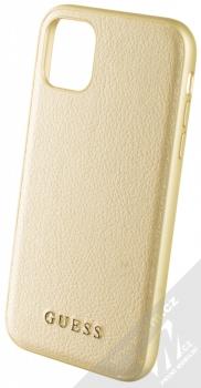 Guess IriDescent ochranný kryt pro Apple iPhone 11 (GUHCN61IGLGO) zlatá (gold)