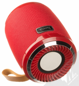 Hoco BS39 Cool Sport Wireless Speaker Bluetooth reproduktor červená (red) seshora