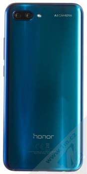 HONOR 10 64GB modrá (phantom blue) zezadu