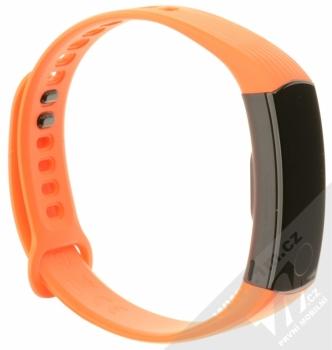 Honor Band 3 chytrý fitness náramek se senzorem srdečního tepu oranžová (dynamic orange)